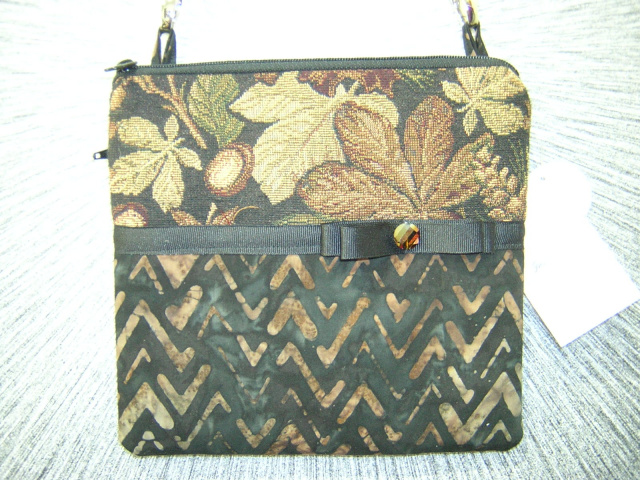 THF 8  FALL LEAF BATIK